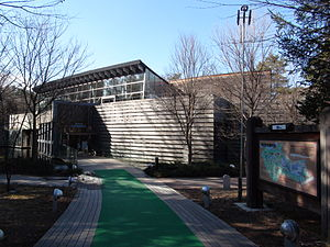 山梨県立富士湧水の里水族館